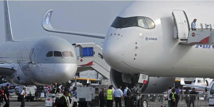 Les 10 chiffres clés du duel entre Airbus et Boeing