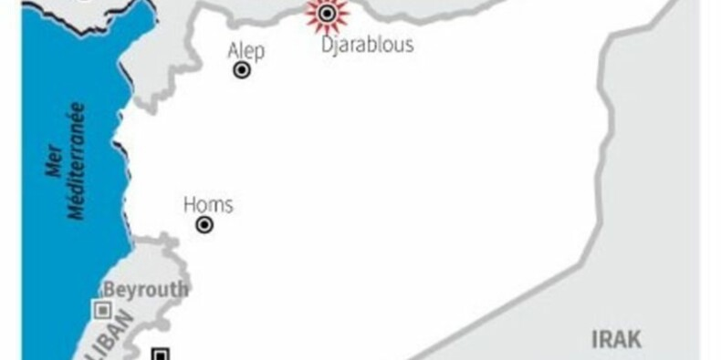 L'aviation turque vise l'EI mais aussi une milice kurde en Syrie
