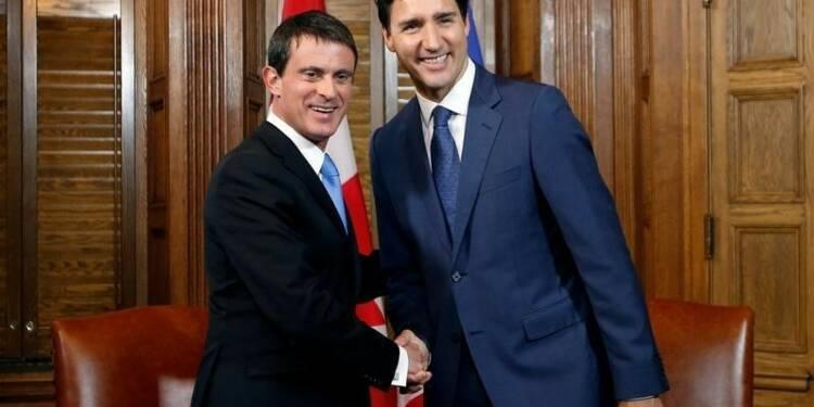 Le Premier ministre canadien exhorte l'UE à approuver le CETA