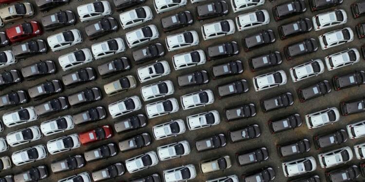 Plus forte hausse des ventes automobiles chinoises en 3 ans