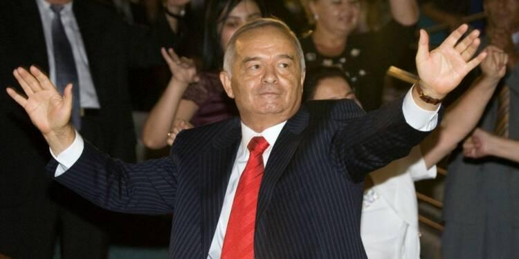 Mort du président ouzbek Islam Karimov