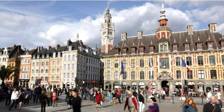 Les prix de l'immobilier pourraient décrocher de 7% à Lille