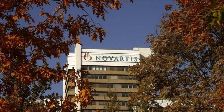 Novartis rachète des actions et envisage de scinder Alcon