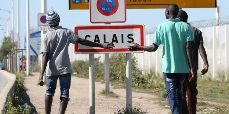 Près de 1.400 migrants de Calais expulsés depuis début 2016