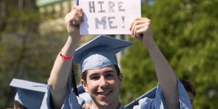 Précaire reprise du marché de l'emploi pour les jeunes diplômés