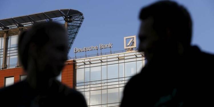 Deutsche Bank pourrait demander à d'ex-dirigeants de rendre leurs primes