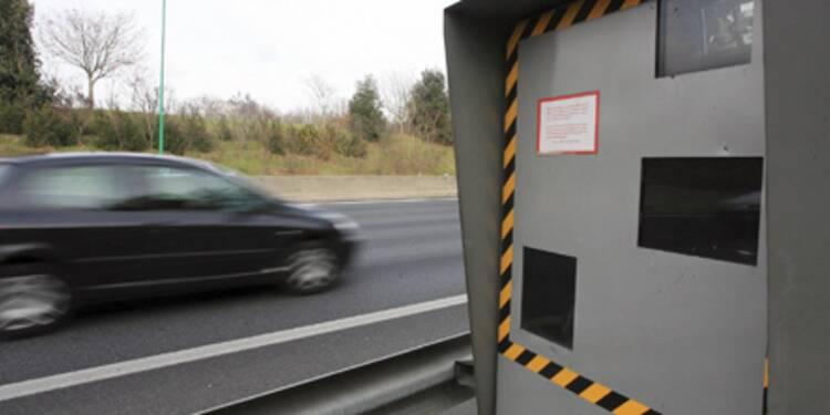 Radars : près d'un tiers des flashs n'entraîne pas de contravention