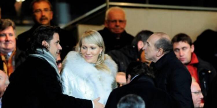 Margarita Louis-Dreyfus : la tsarine de l'OM ne veut pas jouer  les potiches