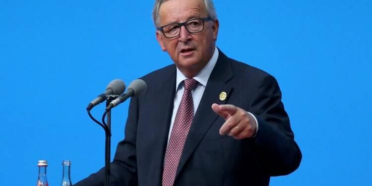 Juncker veut que l'impôt soit payé là où est fait le bénéfice