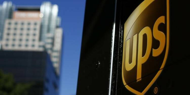 UPS affiche les résultats du 3e trimestre conformes aux attentes