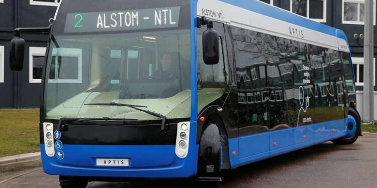 Alstom s'attaque au marché des autobus