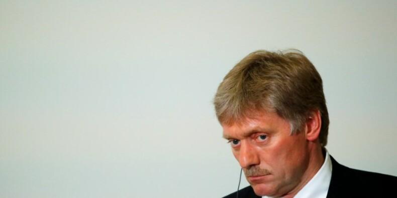 """Moscou rappelle les """"bonnes relations"""" entre Poutine et Fillon"""