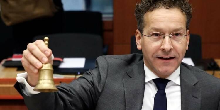 Dijsselbloem: La Grèce n'est pas en crise aigüe