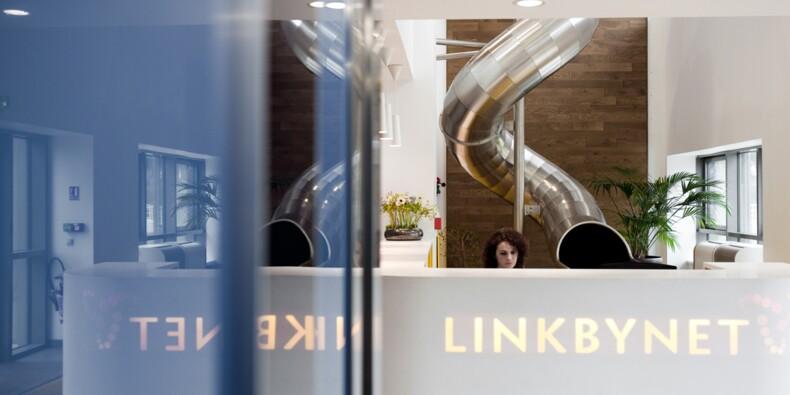 Chez Linkbynet, on sort des limites du cadre de travail