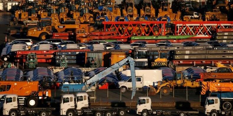 Première hausse en 15 mois des exportations japonaises en décembre