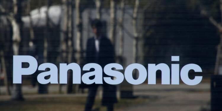 Panasonic relève sa prévision de bénéfice annuel avec le yen