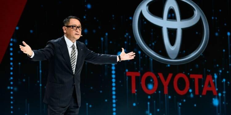 Toyota étudie un partenariat avec son compatriote Suzuki