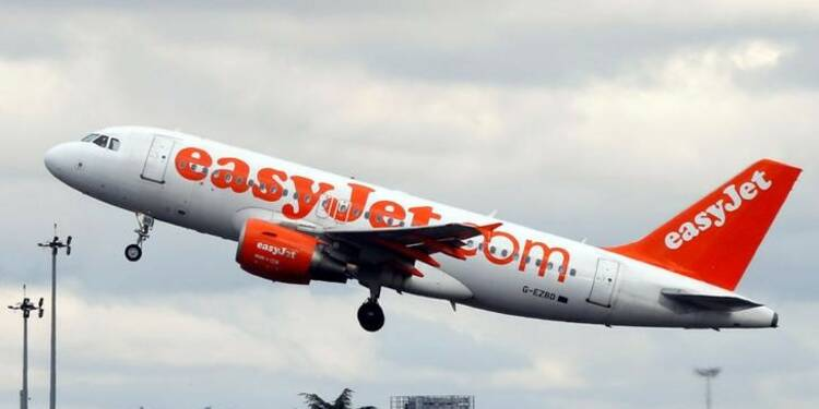 EasyJet avertit sur son bénéfice 2017, le titre chute