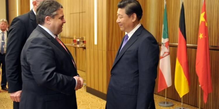 """Le ton monte en Allemagne face à l'appétit chinois pour le """"Made in Germany"""""""