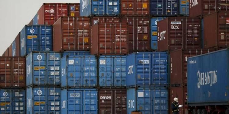 Les exportations japonaises baissent moins que prévu