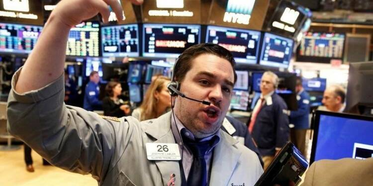 Wall Street ouvre en hausse avec le pétrole