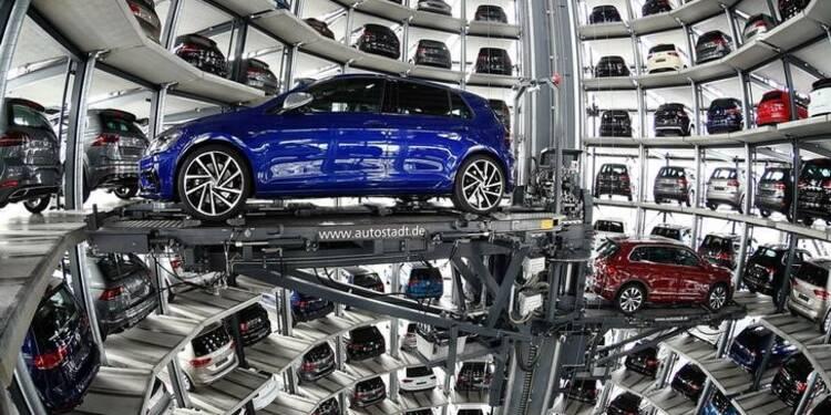 Croissance ralentie du marché auto européen en février