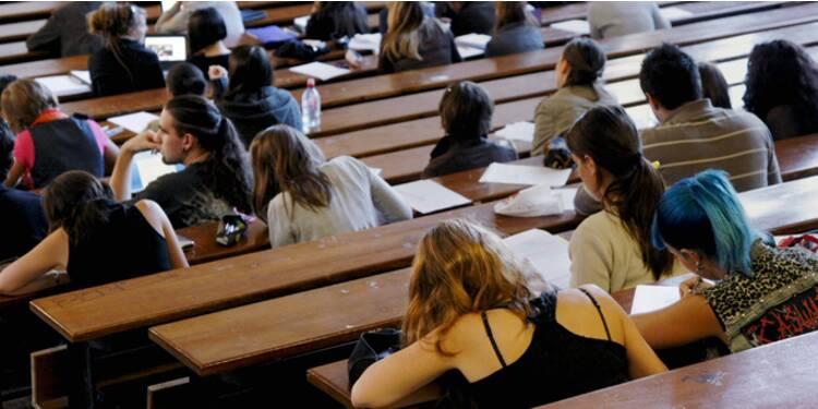 30 universités imposeraient des frais de scolarité illégaux selon l'UNEF