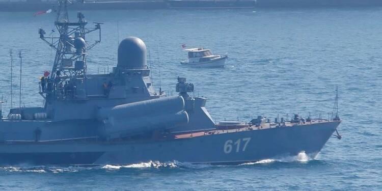 La Russie va construire une base navale permanente en Syrie