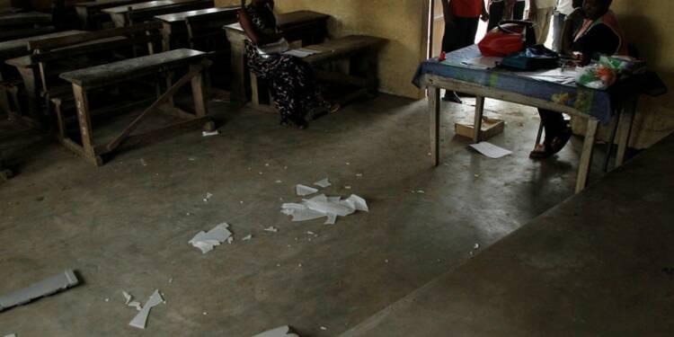 Des violences en Côte d'Ivoire lors du référendum