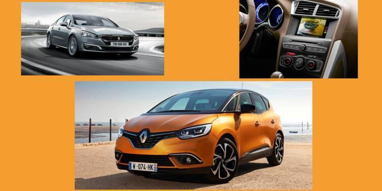 Fiabilité : PSA et Renault ont enfin rattrapé leur retard