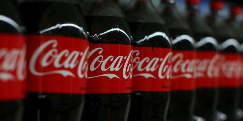 Coca-Cola réduit ses prévisions pour 2017, le titre baisse
