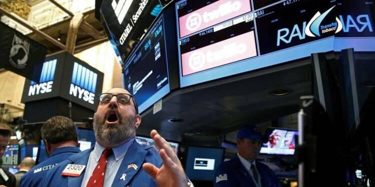 Wall St recule après la Fed sur fond d'incertitude électorale