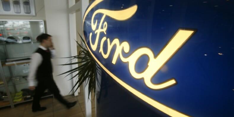 Ford a redressé ses ventes en Russie en 2016