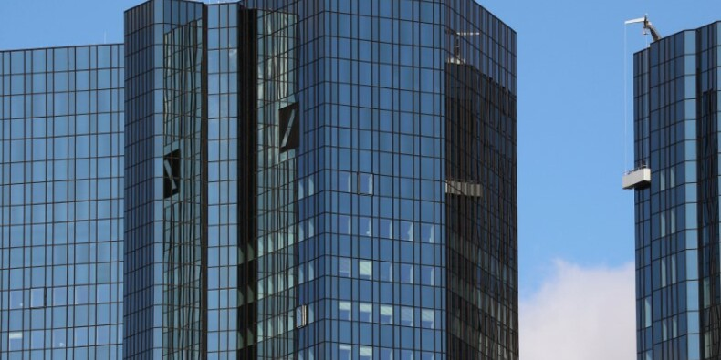 Berlin discute discrètement de Deutsche Bank avec Washington