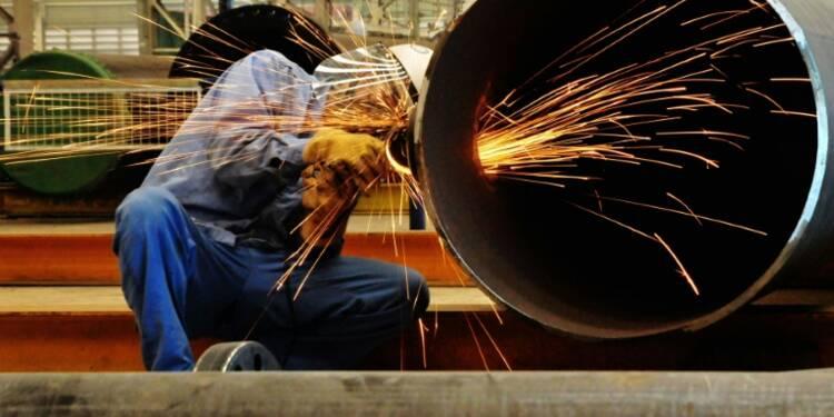 Chine: nouveau rebond de l'activité manufacturière en octobre