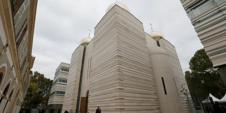 Le centre orthodoxe russe inauguré à Paris sans Poutine
