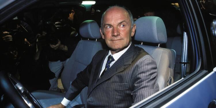 Ferdinand Piëch (né en 1937), VAG : génial ingénieur et gestionnaire à poigne, il a revivifié Volkswagen