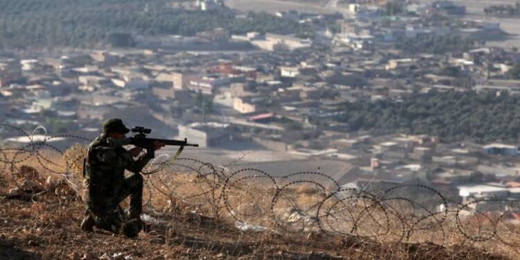 Les Kurdes irakiens disent avoir pris Bachika près de Mossoul