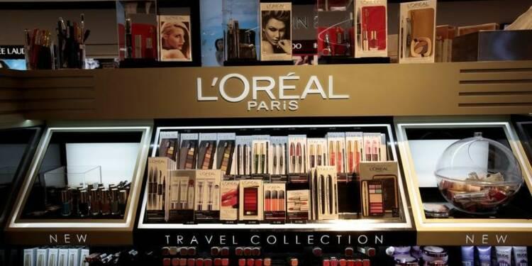 L'Oréal: la rentabilité progresse et Body Shop pourrait être cédé
