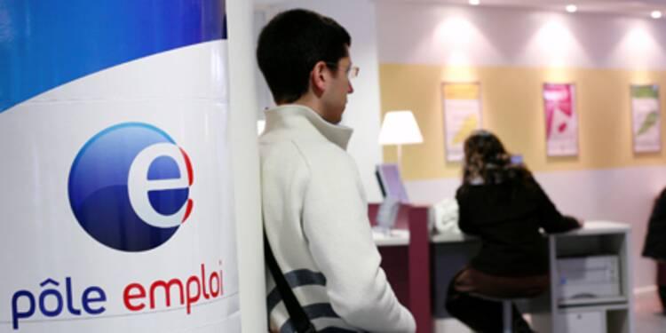 Le chômage baisse de 0,3% en août