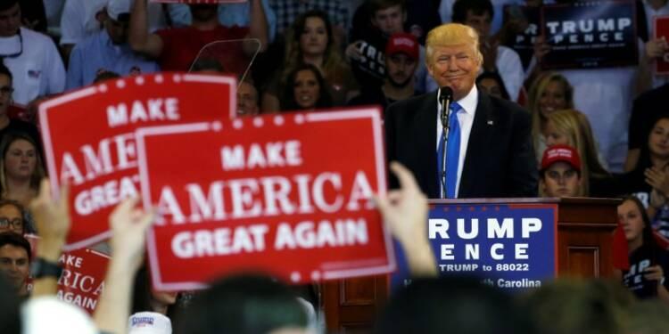 Trump et Clinton croisent le fer sur la sécurité