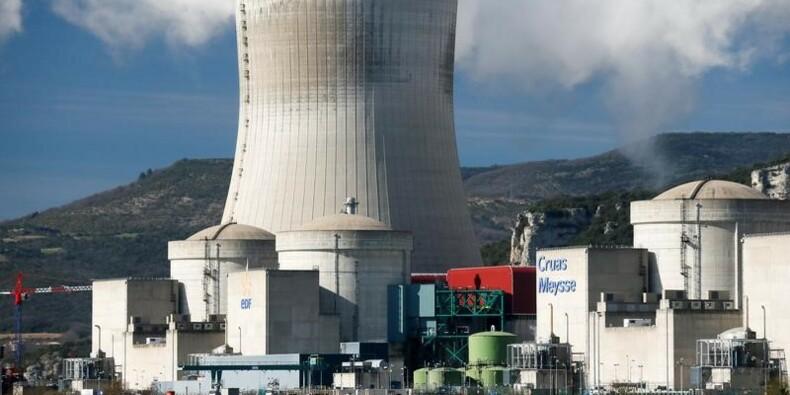 La fin du nucléaire prônée par Hamon et Mélenchon coûterait 217 milliards d'euros