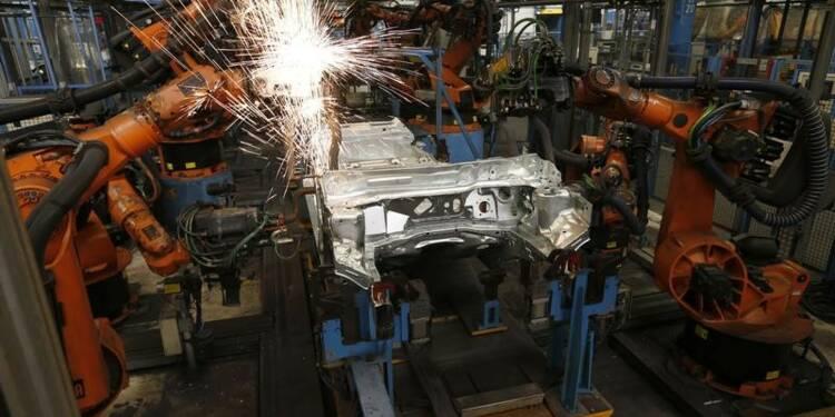 Baisse inattendue des commandes à l'industrie en Allemagne