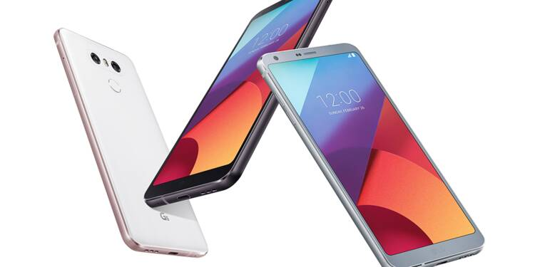 LG G6, Huawei P10, Galaxy S8 : découvrez les smartphones du MWC 2017