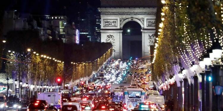 La circulation alternée levée ce week-end à Paris