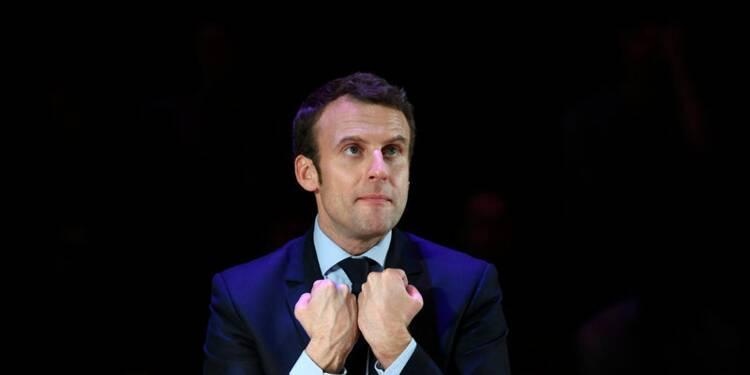 Macron accepte l'offre d'alliance de Bayrou