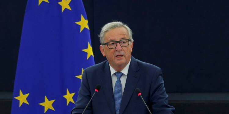 Face au populisme, Juncker prône une UE plus protectrice