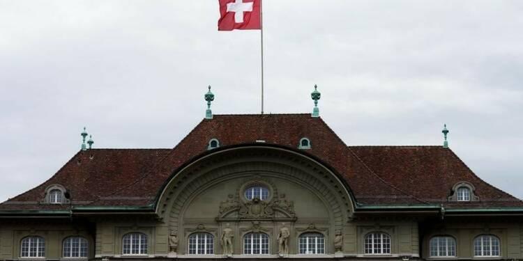 La Banque nationale suisse maintient sa politique monétaire