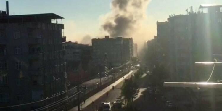 Turquie: attentat à la voiture piégée à Diyarbakir, un mort