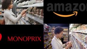 Plutôt que d'innover, Monoprix préfère se moquer d'Amazon